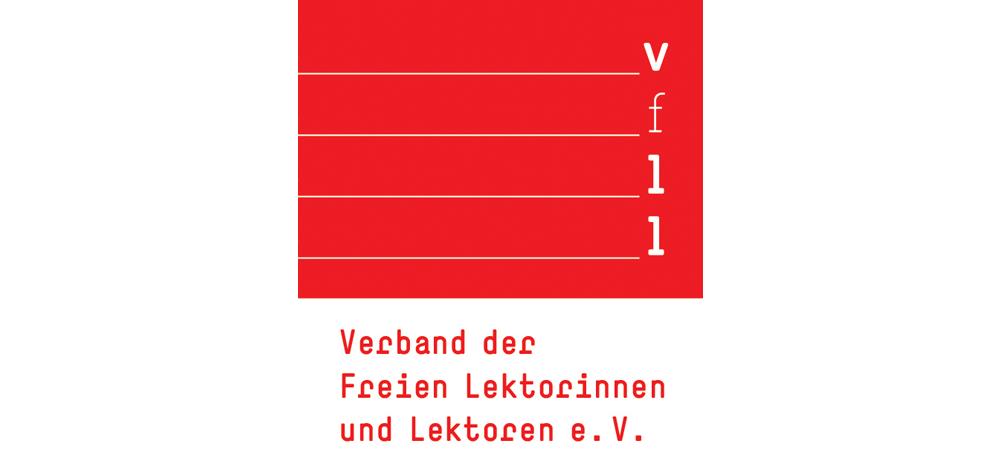 Lektorat: Verband der Freien Lektorinnen und Lektoren e.V.
